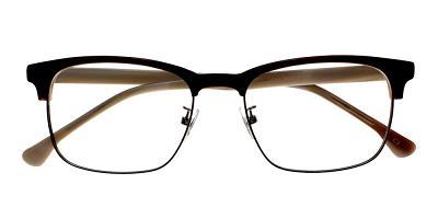 Groveland Eyeglasses Black White