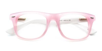 Isaiah Kids Rx Glasses Pink