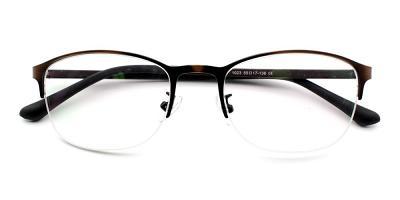 Fatoumata Eyeglasses Brown