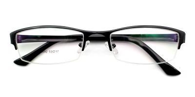 Albane Eyeglasses Black