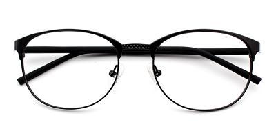 Samy Eyeglasses Black