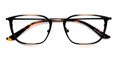 Amir Eyeglasses Brown
