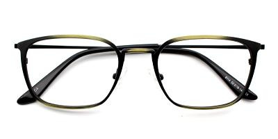 Amir Eyeglasses Green