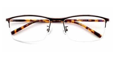 Nael Eyeglasses Brown