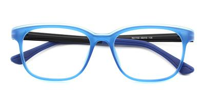 Miles Kids Rx Glasses Blue