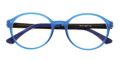 Levi Kids Rx Glasses Blue Black