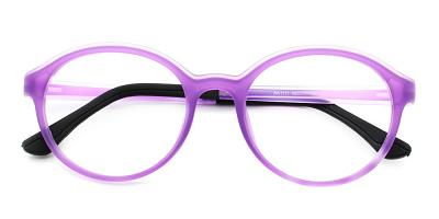 Levi Kids Rx Glasses Purple