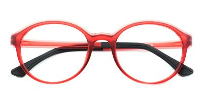Levi Kids Rx Glasses Red
