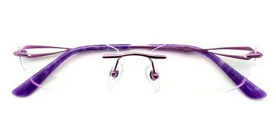 Olivia Eyeglasses Purple