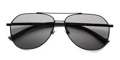 Ian Rx Sunglasses Black