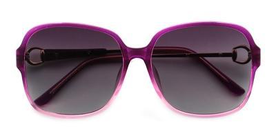 Aubrey Rx Sunglasses Purple