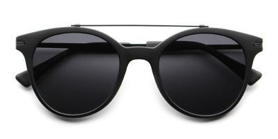 Alexandra Rx Sunglasses Black