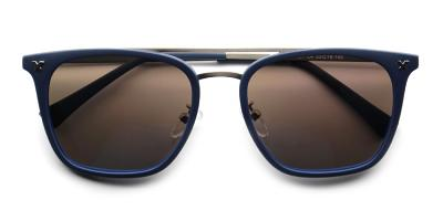 Julia Rx Sunglasses Blue