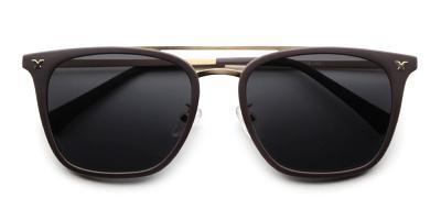 Julia Rx Sunglasses Brown