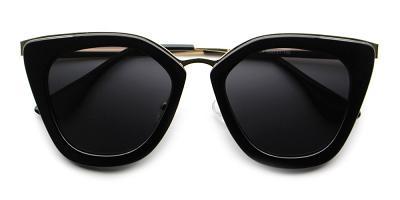 Sadie Rx Sunglasses Black