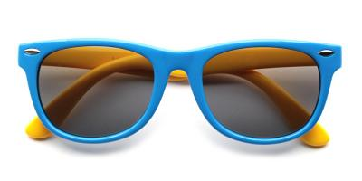 Colin Kids Rx Sunglasses Blue