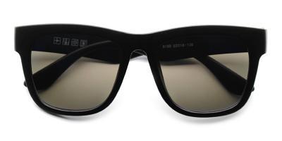 Lincoln Rx Sunglasses Black