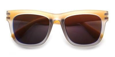 Lincoln Rx Sunglasses Yellow