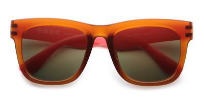 Lincoln Rx Sunglasses Brown