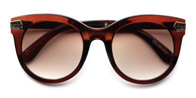 Alice Rx Sunglasses Brown