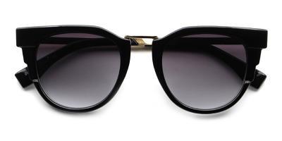 Avery Rx Sunglasses Black