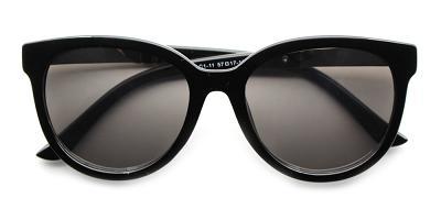 Eliana Rx Sunglasses Black