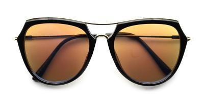 Mia Rx Sunglasses Black