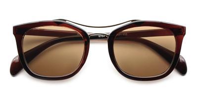 Kaylee Rx Sunglasses Brown