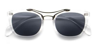Kaylee Rx Sunglasses Crystal