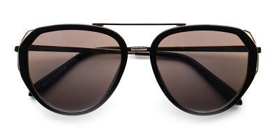 Ava Rx Sunglasses Black