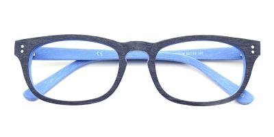 London Eyeglasses Blue
