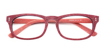London Eyeglasses Pink