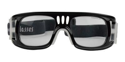 Landon Rx Swimming Goggles Black
