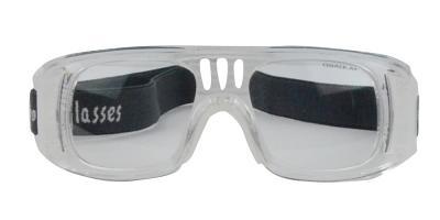 Landon Rx Swimming Goggles Transparent