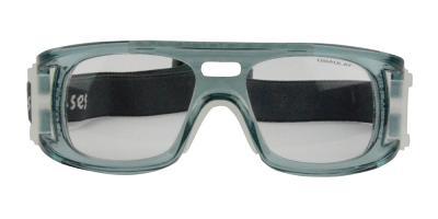 Nathaniel Rx Sports Goggles Grey