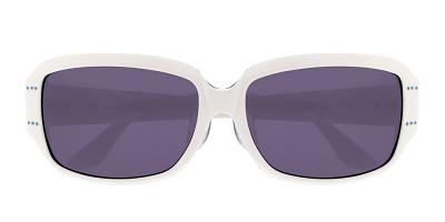Alameda Rx Sunglasses White