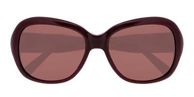 Agoura Rx Sunglasses Red
