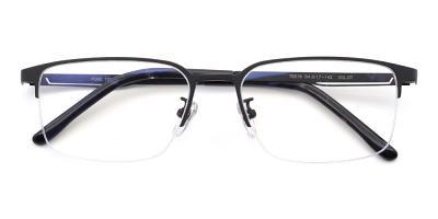 Noah Eyeglasses Black