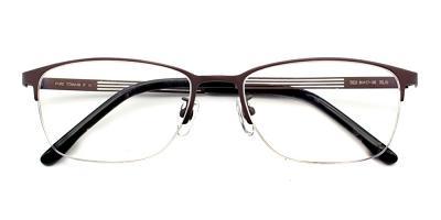 Mason Eyeglasses Brown