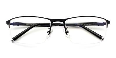 Jayden Eyeglasses Black