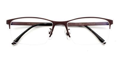 Jacob Eyeglasses Brown
