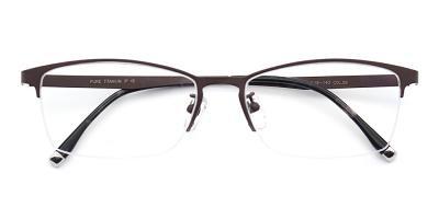 Skyler Eyeglasses Brown