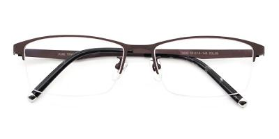 Gianna Eyeglasses Brown