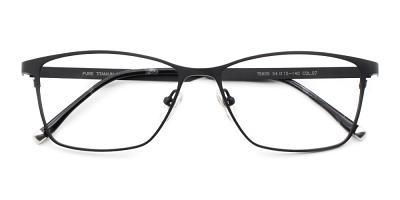 Jack Eyeglasses Black