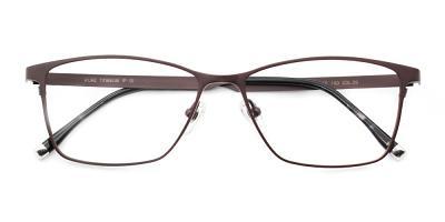 Jack Eyeglasses Brown