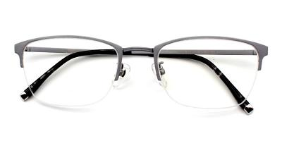 Logan Eyeglasses Silver