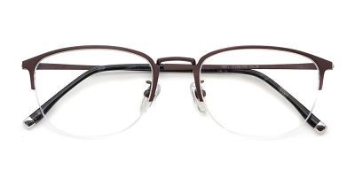 Michael Eyeglasses Brown
