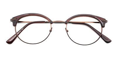 Eli Eyeglasses Brown