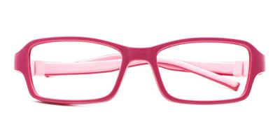 Sydney Eyeglasses Red