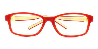 Samantha Kids Rx Glasses Red